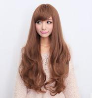 33 South Korean model wig / export long hair / European volumes