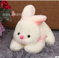 free  shipping  Papa small rabbit rabbit lovers Children's Day gift car decorations bunnies plush doll
