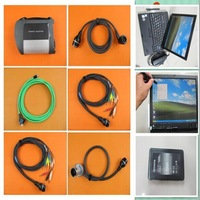 Super hardware SSD (Solid State Disk) connect 4 wifi Software v 2014.05 for MB power adaptor SD C4 star c4 with X61 Laptop DHL