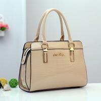 Fashion bag 2014 women's handbag laptop messenger bag for fashion female Crocodile