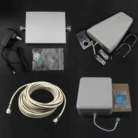 4G LTE 700MHz AT&T Verizon Cell Phone Signal Booster Repeater Amplifier Kit