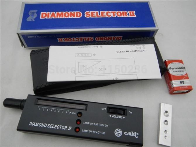 Livraison gratuite diamant sélecteur ii, Gemstone tester, Stylo de test de diamant, Dureté stylo, Détecteur de diamant, Bijou détective(China (Mainland))