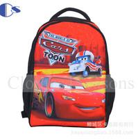 Car Printing Boys Student Backpack School Bag High Quality Kids Cartoon Children School Backpacks Mochila Infantil