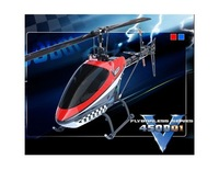 F070103 -Walkera Dragonfly V450D01 6CH CCPM CNC Metal Flybarless RC Helicopter RTF 2.4Ghz with WK-2801 Pro TX/ 3 Axis Gyro