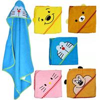5 colors baby bath towel wash cloth smaller size 70x70cm