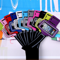 New Arrival Waterproof Running Gym  Sport Arm Band Cover Armband case for iPhone 6 4.7 inch