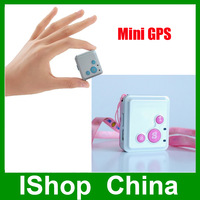 gps tracker for kids IS-V16 Mini GPS Tracker SOS function and Dual Talk Platform Long Standby Time freeshipping