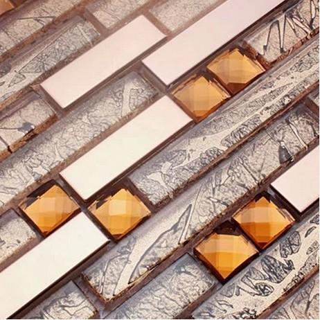 piastrelle in vetro e acciaio cucina : ... di vetro da Grossisti striscia di vetro Cinesi Aliexpress.com