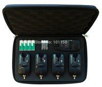 8 leds line wireless bite alarm FA209-4