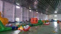 popular inflatable aqua water park equipment for sale KKWB-L009