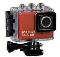 Original AT200 Action Camera Diving 50M Waterproof Camera Wifi Remote Control 1080P 5MP Full HD Underwater Sport Camera