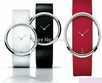 New fashion 2014 women's creative fashion digital watch Korean design cute solid color watch 3 colors