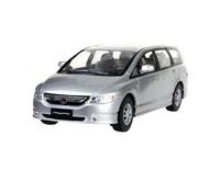 F070104 -RASTAR Honda 36400 1:14 4 Channel Remote Control Car Model (Silver)
