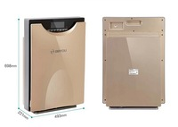 Primitive efficient home office air purifier negative ion oxygen bar in addition to formaldehyde PM2.5 AP-1404