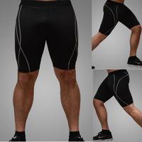 sweatpants joggers Men bodybuilding pants mens pants men's trousers quick-drying pants fitness exercise tight pants 2014 hot