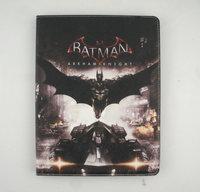 2014 New Arrival Cartoon  Batman Dark Knight Leather Stand Case For Ipad 2 3 4/Ipad Air 5 Protective Shell 007