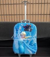 Kids    Cartoon   Trolley  bags      Frozen    Travel   Bags