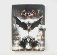 2014 New Arrival Cartoon  Batman Dark Knight Leather Stand Case For Ipad Mini 1 2 Retina Protective Shell 006
