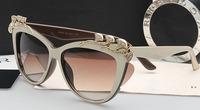 Market monopoly vintage sunglasses women brand designer,Store quality advanced CR39 lens 2015 cat eye women sunglasses vintage