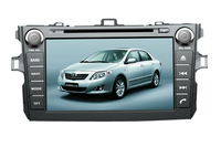 Car Android Navigation Car DVD / Radio / Video GPS for TOYOTA COROLLA 2006-2011