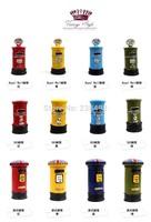 Free Shipping ! England mailbox zakka  shoot props Film decoration ~ 1/12 Scale Dollhouse Miniature Furniture