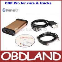 Bluetooth Car diagnostic tool For autocom CDP Pro for cars & trucks(Compact Diagnostic Partner )