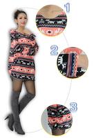 2014 Autumn Winter Free Plus size Fashion Crewnecks Women's Clothing Sweaters Pullover Cashmere ZZ0805 Free shipping