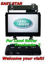 car dvd player for Land Rover Freelander 2 built-in BT ipod gps usb sd mp34 support original radio optional dvb-t DVD ES-1703