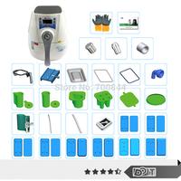 mini 3d sublimation vacuum heat press machine for phone case,port,plate,mug B Package