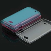 Hot Sell Multicolor TPU Soft Case For Philips S301 Cell Phone Cover+Touch Pen Gift