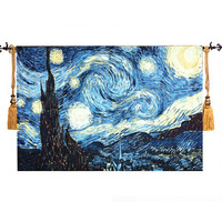 Tapestry beautiful wall hangings new arrival business gift