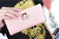 women wallets 2014 new Fashion Women's Clutch carteira femininaLong Clutch wallet purse female  desigual wallet women