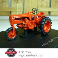 Free shipping OTO C18R3 1953 tractor farm vehicle model sandbox scene bonsai furnishings France UH 1:43 baby&childern toy