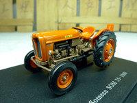 Free shipping Someca SOM 35 car models of Fiat Tractor Farm Scene France UH 1:43 sandbox Toys for children&boys&Kids