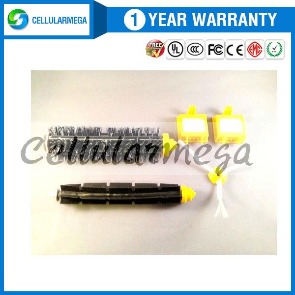 Replacement Brush Filter Mini Kit 760 770 780 6 Armed for iRobot Roomba 700 Series(China (Mainland))