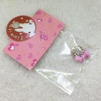 Free shipping Fashionable clear PVC plastic Dustproof plug retail packaging bag box for ear dust cap gift