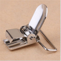 T001-100PCS/LOT Strong clips for 2.5 width suspenders silver color clips  FREE shipping