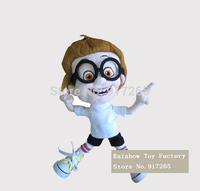 Free shipping Mr. Peabody & Sherman plush toy Sherman toy Sherman doll plush toy for kids toy