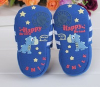 HOT New Cotton Lovely Arrow   Baby Shoes Toddler Unisex Soft Sole Skid-proof 0-12 Months Kids infant Shoe Free Shipping