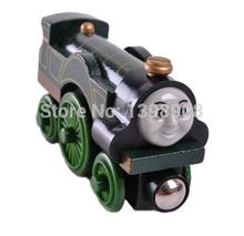 Livre trem Grátis Novo brinquedo de madeira Thomas e amigos de brinquedo capacitadores brinquedos Emily linda para crianças(China (Mainland))