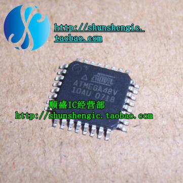 Atmega48v-10au TQFP32 SMD