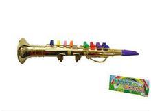 kingtoychildren musical instruments toy, kids musical educational toys, baby 8 rhythms toy saxophone(China (Mainland))