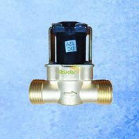 Brass Solenoid Valve 12V DC Actuator of Hall Flow Sensor
