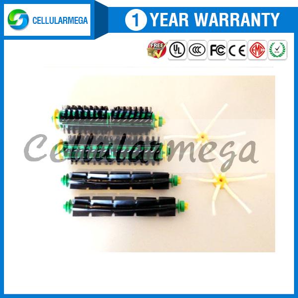 Brush Replacement Kit 530 550 560 570 580 6 Armed for iRobot Roomba 500 600 Series(China (Mainland))
