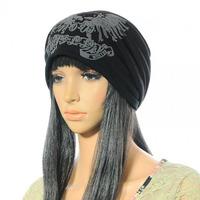 Wholesale 10pcs 2014 Trendy Mens Skull Slouch Beanie Caps Men Spring Skullcap Hats Women Baggy Beanies Designer Lady Autumn Hat