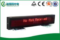 LED Reception display /led standing display