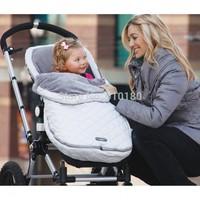 2015 Newborn Baby Sleeping Bags Winter Sleepsacks for Stroller Cart Basket Infant windproof Fleabag Thick Multifunctional