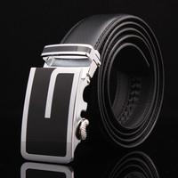 New arrival 2014 cheap black belts for men fashion leather belt