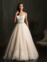 2014 Sweetheart Organza Wedding Dress Bridal Gown Us Size : 4 6 8 10 12 14 16 18 20 +++++