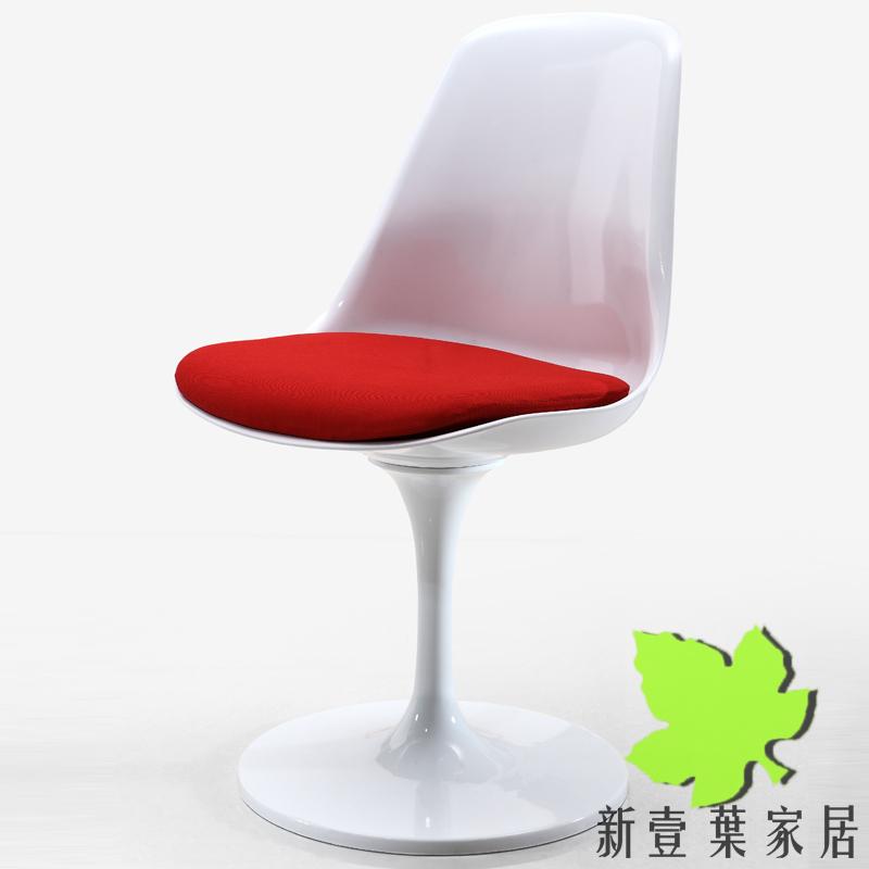 Chaise tulipe sp cial ikea chambre simplicit l gante for Chaise d ordinateur
